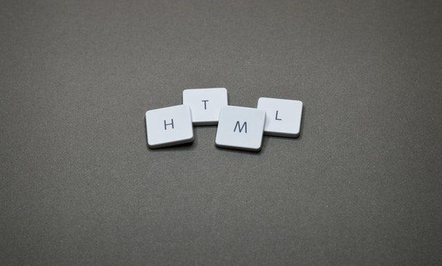 język html