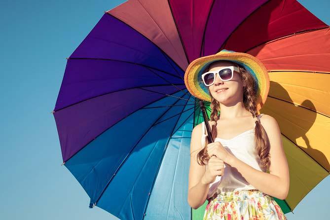 Parasole ogrodowe – warto czy nie?